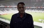Kléber Pereira, ídolo do clube, visitou a Arena e relembrou grandes momentos