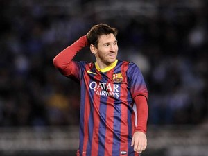 Messi (Foto: Alvaro Barrientos / AP Photo)