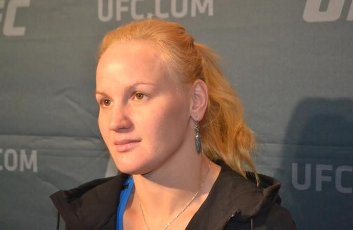 Valentina Shevchenko UFC 196 (Foto: Raphael Marinho)