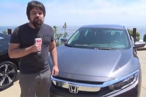 VÍDEO: saiba como anda o novo Honda Civic 1.5 turbo (G1)