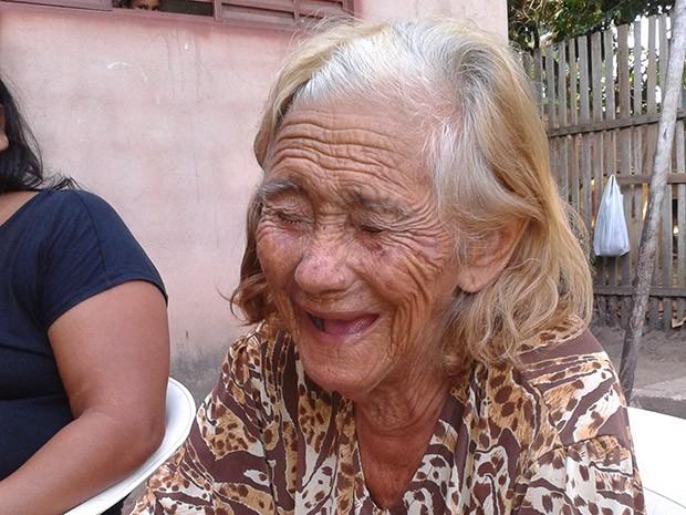 'Foi um milagre', diz tio após jovem abusada por enfermeiro ter alta da UTI (Foto: Karla Lima/G1)