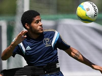 Leandro Palmeiras (Foto: Cesar Greco/Ag Palmeiras/Divulgação)