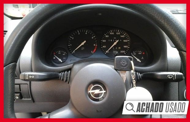 Achado Usado: encontramos um legítimo Opel Corsa europeu à venda (Foto: Reprodução)