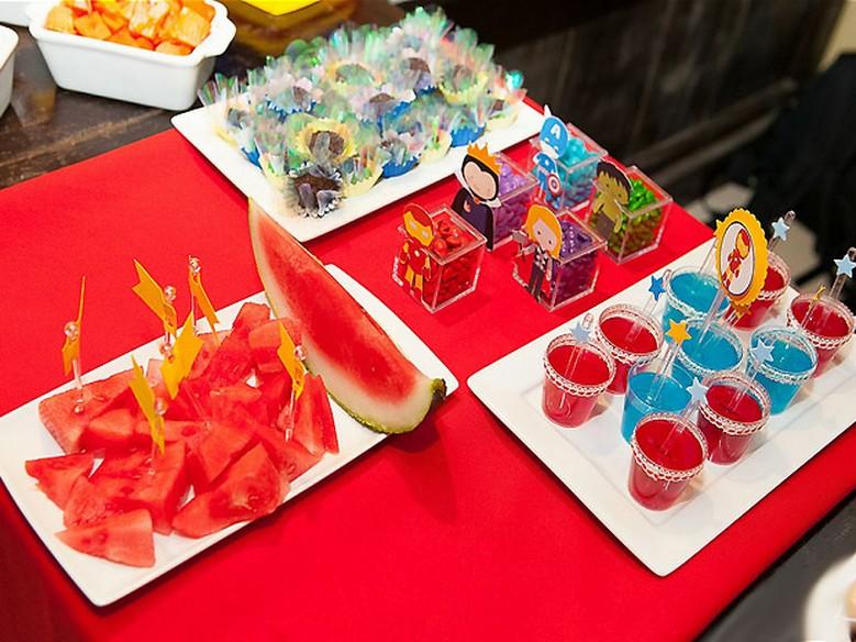Festa Infantil Com Lanches E Bebidas Saudáveis Saiba O Que Servir