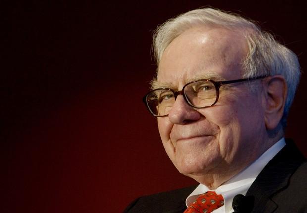 O empresário americano Warren Buffett (Foto: Getty Images/Arquivo)