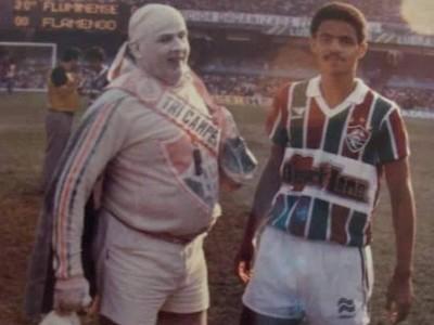 Edson Souza Fluminense (Foto: Reprodução)