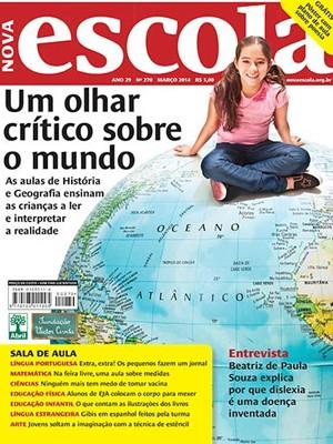 Revista Nova Escola (Foto: Divulgação)