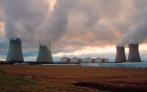 Usinas nucleares na França (Foto: Kresimir Bobovec - Wikimedia Commons)