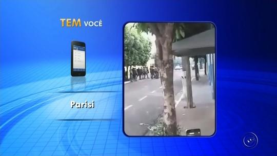 Confusão em cavalgada termina com dois detidos em Parisi