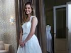 Princesa! Saiba mais sobre o vestido de noiva usado por Lili