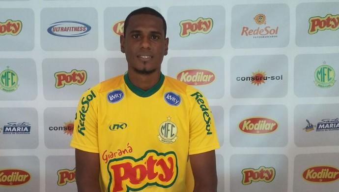 Leandro Amaro zagueiro do Mirassol (Foto: Vinícius de Paula / Mirassol FC)