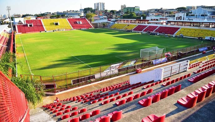 Estádio José Liberatti - Audax - Osasco (Foto: Marcos Ribolli)