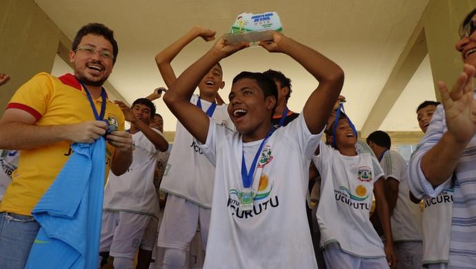Jucurutu - Copa Escolar Garoto Bom de Bola  (Foto: Divulgação)
