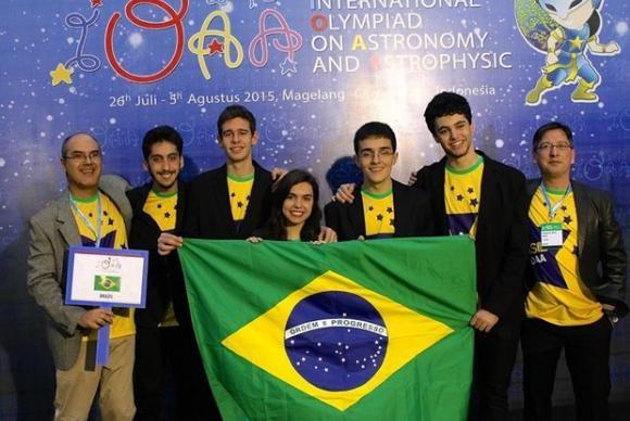 A Olimpíada Brasileira de Astronomia não tem dinheiro para pagar medalhas