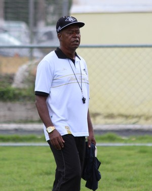 Gilson Paulino, treinador do Mixto (Foto: Olímpio Vasconcelos/Mixto)
