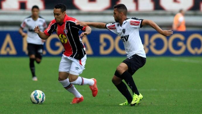Joinville x Atlético-MG (Foto: Divulgação/JEC)