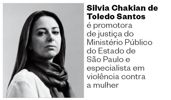 Silvia Chakian de Toledo Santos  é promotora de justiça do Ministério Público do Estado de São Paulo e especialista em violência contra a mulher (Foto: Werther Santana/Estadão Conteúdo)