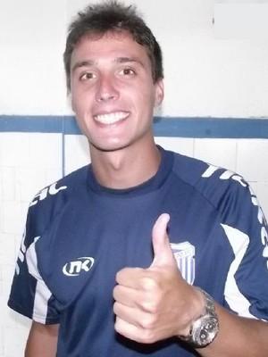Igor Siqueira já atou pelas categorias de base da Seleção Brasileira (Foto: Divulgação)