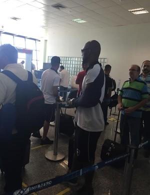 Jefferson Botafogo (Foto: Thiago Lima/ Globoesporte.com)