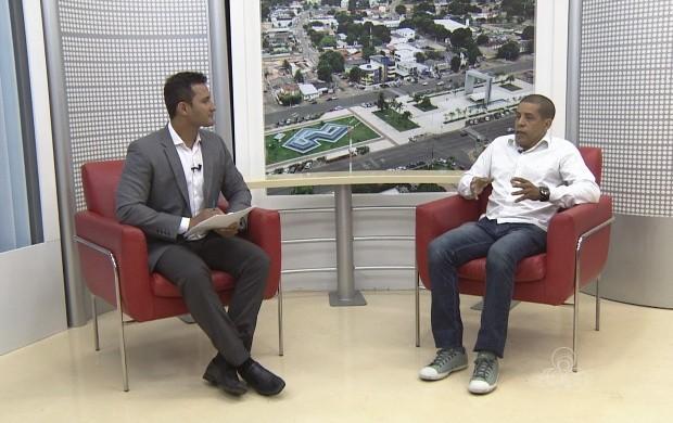 Historiador de Roraima fala sobre o descobrimento do Brasil (Foto: Roraima TV)
