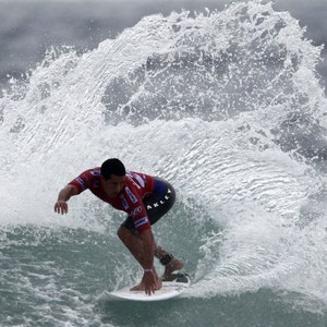 Surfista da elite mundial entra no time de blogueiros do GLOBOESPORTE.COM (Reuters)