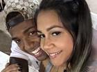 Nego do Borel e Crislaine Gonçalves anunciam fim do noivado: 'Acabou'