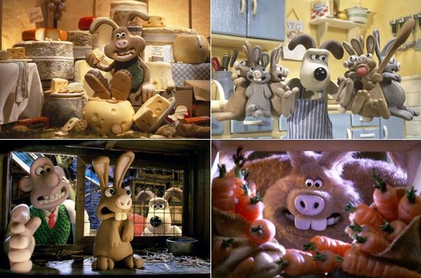 Wallace e Gromit são chamados para deter o Homem-Coelho (Foto: Divulgação/Reprodução)