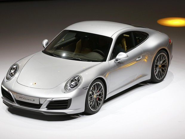 Porsche 911 Carrera S (Foto:  REUTERS/Kai Pfaffenbach)