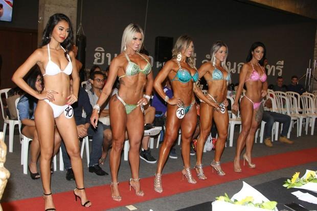 Concurso Nabba Rio (Foto: Davi Borges / MF Models Assessoria )