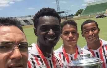 """Agora empresário, Alberto tem """"parte"""" na campanha do Paulista na Copa SP"""