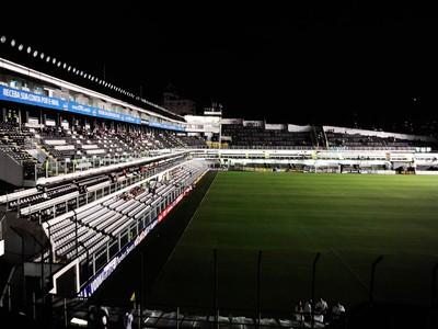 Santos x Palmeiras - Vila Belmiro (Foto: Marcos Ribolli)