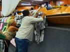 Professores deixam Câmara após 13 dias de ocupação, em Goiânia