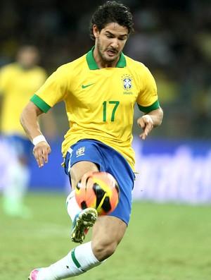 Pato jogo Brasil Chile (Foto: Mowa Press)