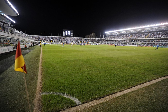 Vila Belmiro Santos (Foto: Ivan Storti/Divulgação Santos FC)