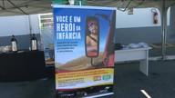 Caminhoneiros são alvo de campanha de combate à exploração sexual infantil em SP