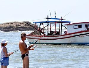 Torneio Municipal de Pesca Esportiva de Itanhaém (Foto: Divulgação / Prefeitura de Itanhaém)