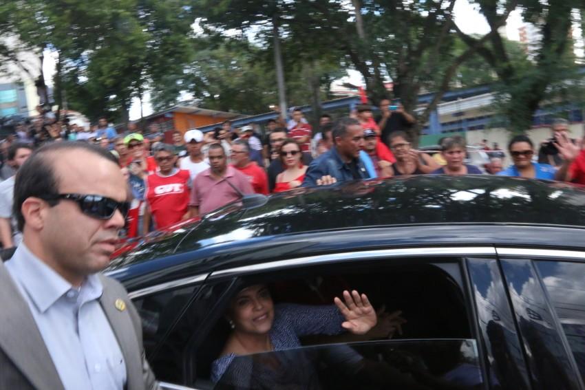 DEM vai questionar viagem de Dilma a São Bernardo do Campo