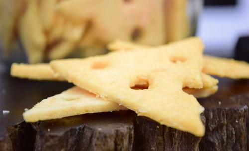Biscoito de Parmesão sem Glúten