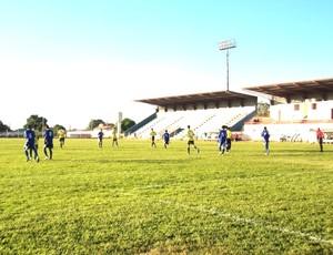No Estadual Sub-19 o time foi eliminado ainda na 1° fase (Foto: Divulgação/Clube Atlético Cerrado)