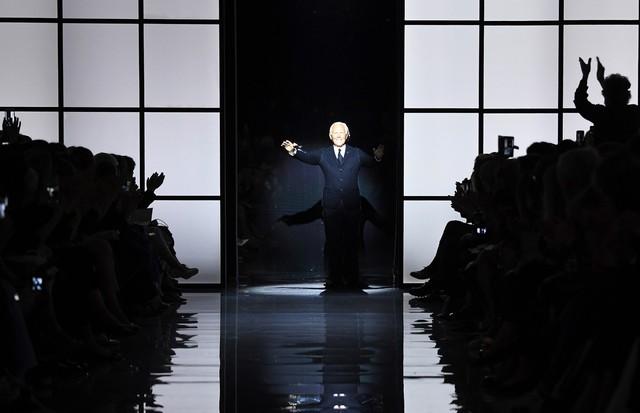 Giorgio Armani (Foto: Getty Images)
