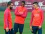 Barcelona sinaliza que pretende comprar Marlon, mas não tem pressa