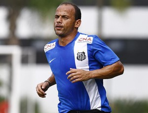 Léo Santos (Foto: Ricardo Saibun / Divulgação Santos FC)