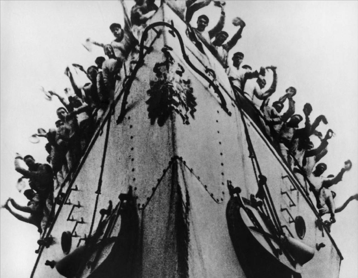 O Encouraçado Potemkin (1925) (Foto: Divulgação)