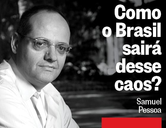 Samuel Pessoa é economista, pesquisador do Instituto Brasileiro de Economia da FGV e sócio da gestora Reliance (Foto: Camila Fontana/ÉPOCA)