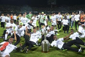 Atletico Nacional Libertadores (Foto: AFP)