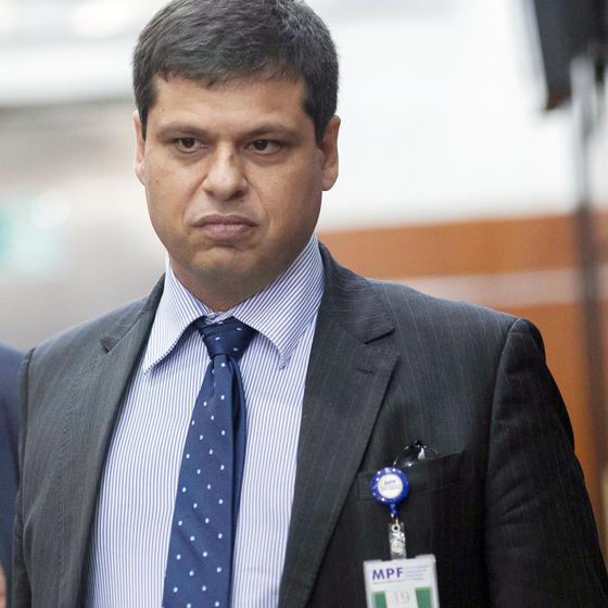 O ex-procurador Marcelo Miller (Foto: Mauro Pimentel/Folhapress)