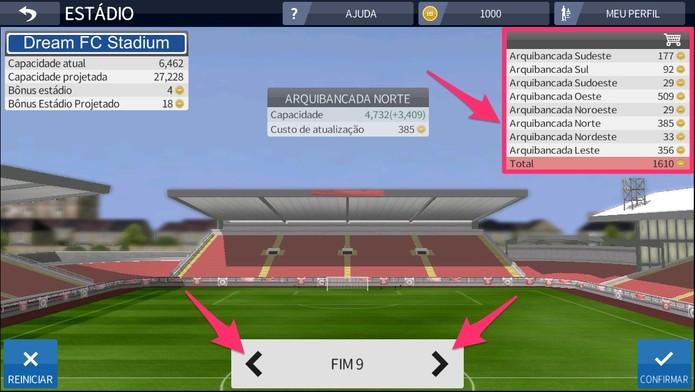 Como construir e personalizar estádios em Dream League Soccer 2016 ... a244029faa79f