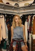 Isabella Scherer abre closet com peças de várias épocas: 'Não sigo padrões'