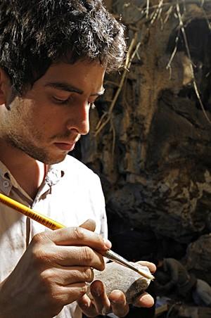 O bioantropólogo André Strauss (Foto: Adriano Gambarini)