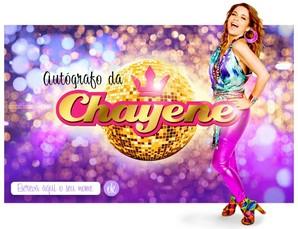 Cheias de Charme: Autógrafo da Chayene